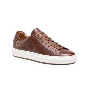 Boss Sneakersy Mirage 50386945 10195271 01 Hnedá vyobraziť