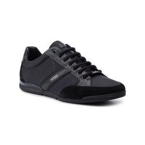 Boss Sneakersy Saturn 50407672 10216105 01 Čierna vyobraziť