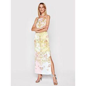 Versace Jeans Couture Večerné šaty D2HWA447 Farebná Regular Fit vyobraziť