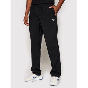 Reebok Teplákové nohavice Training Essentials Woven FP9170 Čierna Regular Fit vyobraziť