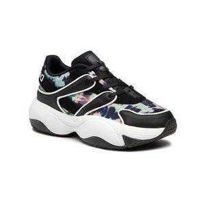 Desigual Sneakersy Chunky 21SSKP22 Čierna vyobraziť