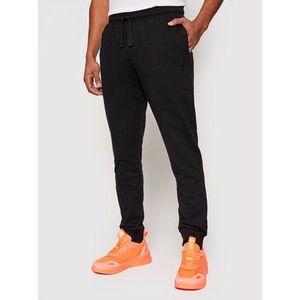 Emporio Armani Underwear Teplákové nohavice 111690 1P571 00020 Čierna Regular Fit vyobraziť