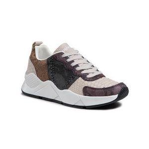 Desigual Sneakersy Hydra Pach 21SSKP29 Béžová vyobraziť