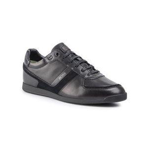 Boss Sneakersy Glaze 50407902 10214384 01 Čierna vyobraziť