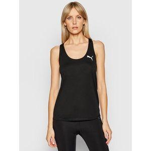PUMA Funkčné tričko 'Active ' čierna vyobraziť