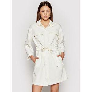 Levi's® Džínsové šaty Ainsley Utility 34977-0003 Biela Regular Fit vyobraziť