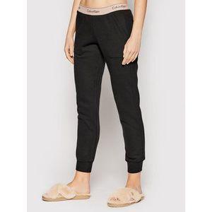 Calvin Klein Underwear Teplákové nohavice 000QS6148E Čierna Regular Fit vyobraziť