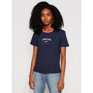 Timeless Tričko Tommy Jeans vyobraziť