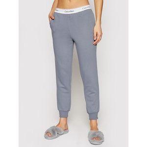 Calvin Klein Underwear Teplákové nohavice 000QS6259E Sivá Oversize vyobraziť