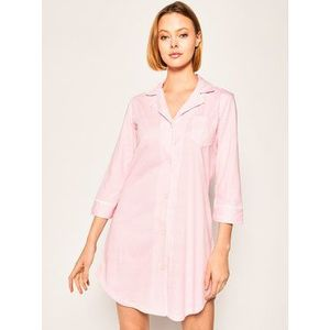 Lauren Ralph Lauren Pyžamový top I813702 Ružová Regular Fit vyobraziť