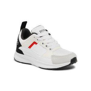 Boss Sneakersy J29243 Biela vyobraziť