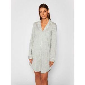 Lauren Ralph Lauren Nočná košeľa I811950 Sivá Regular Fit vyobraziť