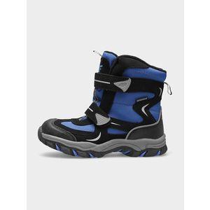 Chlapčenské zimné topánky vyobraziť