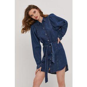 Only - Rifľové šaty vyobraziť