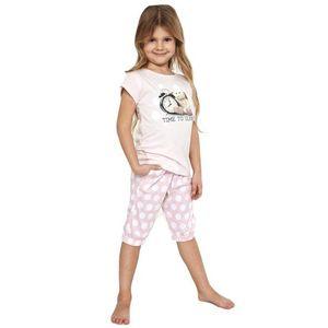 Dievčenské pyžamo 570/89 vyobraziť