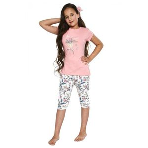 Dievčenské pyžamo 490/88 vyobraziť