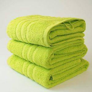 Dobrý Textil Osuška Economy 70x140 - Pistáciová vyobraziť