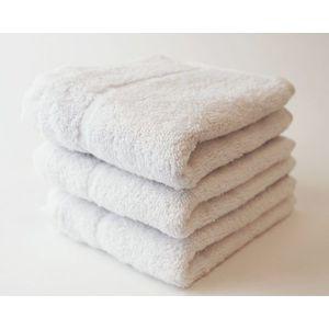 Dobrý Textil Malý uterák Economy 30x50 - Bílá vyobraziť