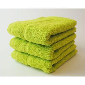 Dobrý Textil Malý uterák Economy 30x50 - Pistáciová vyobraziť