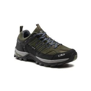 CMP Trekingová obuv Rigel Low Trekking Shoe Wp 3Q54457 Zelená vyobraziť