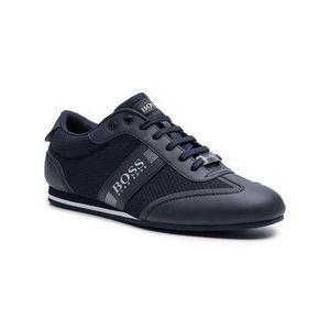 Boss Sneakersy Lighter 50370438 10199225 01 Tmavomodrá vyobraziť