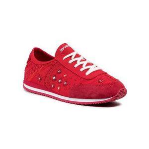 Desigual Sneakersy Exotic 21SSKA09 Červená vyobraziť