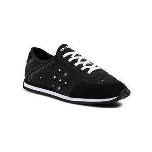 Desigual Sneakersy Exotic 21SSKA09 Čierna vyobraziť