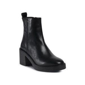 Marc O'Polo Členková obuv 009 15976101 158 Čierna vyobraziť