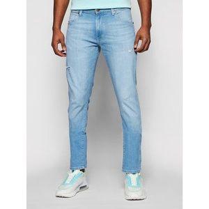 Wrangler Džínsy Larston W18SC787A Modrá Slim Fit vyobraziť