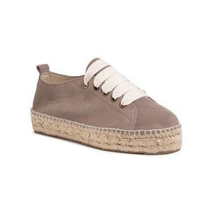 Manebi Espadrilky Sneakers D K 1.9 E0 Hnedá vyobraziť