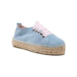Manebi Espadrilky Sneakers D M 3.0 E0 Modrá vyobraziť