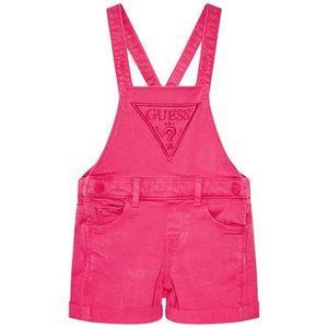 Guess Nohavice na traky K1GK10 WB5Z Ružová Regular Fit vyobraziť