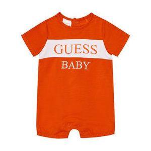 Guess Detské body H1GW01 J1311 Oranžová vyobraziť