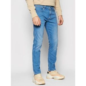 Wrangler Džínsy Larston W18SC788W Modrá Slim Fit vyobraziť