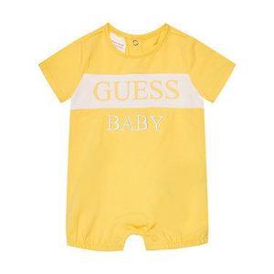 Guess Detské body H1GW01 J1311 Žltá vyobraziť