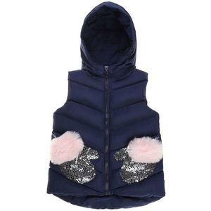 Dievčenské módne bunda vyobraziť