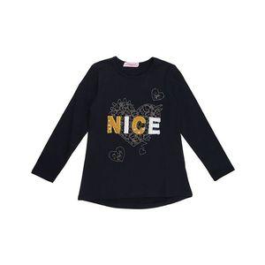 Dievčenské pohodlné tričko vyobraziť