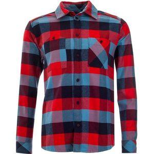 Pánska košeľa WOOX Checked vyobraziť
