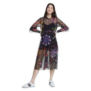 Šaty dámske DESIGUAL VEST PORTLAND vyobraziť