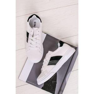 Čierno-biele nízke tenisky Teisha vyobraziť