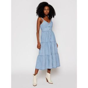 Levi's® Džínsové šaty Sabine 29681-0003 Modrá Regular Fit vyobraziť