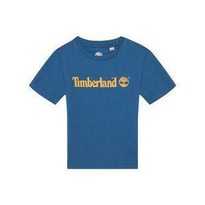 TIMBERLAND Tričko tmavomodrá vyobraziť