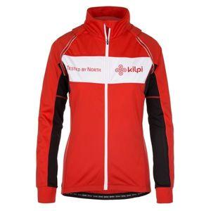 Women's cycling jersey Zester-w red - Kilpi vyobraziť