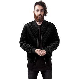 Urban Classics Prechodná bunda čierna vyobraziť