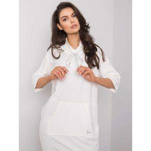 White cotton dress vyobraziť