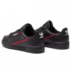 ADIDAS ORIGINALS Dámske čierne tenisky ADIDAS Adidas Continental 80 Junior Veľkosť: 36 vyobraziť
