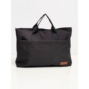 Black laptop bag vyobraziť