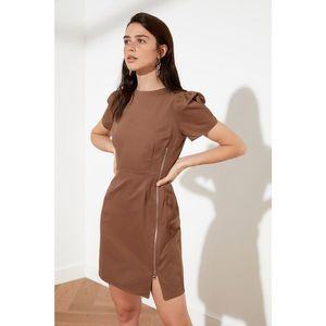 Dámske šaty Trendyol Zip detailed vyobraziť