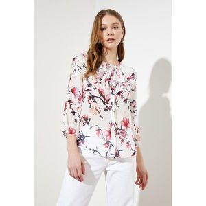 Dámska košeľa Trendyol Multicolored vyobraziť
