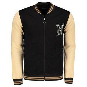 Trendyol Black Men's Zip Coat vyobraziť